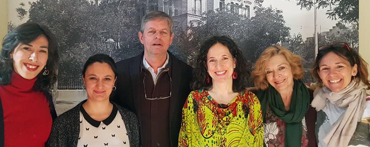 Directores y mentoras Bachillerato El Porvenir