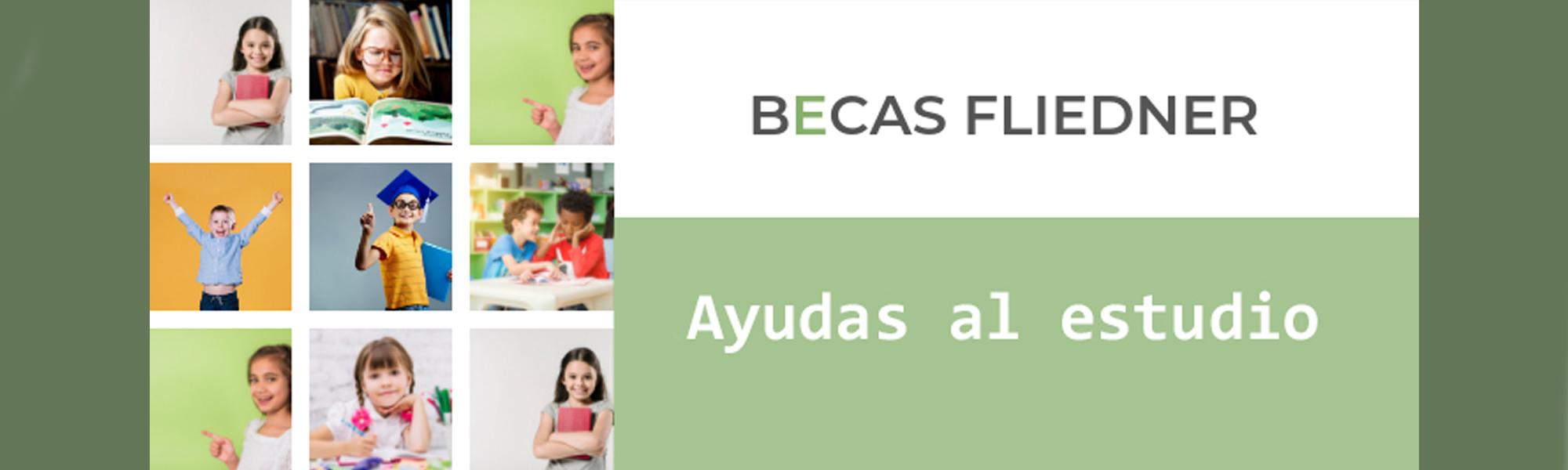 Becas Fliedner: ayuda al estudio