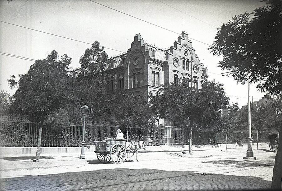 Historia del colegio El Porvenir
