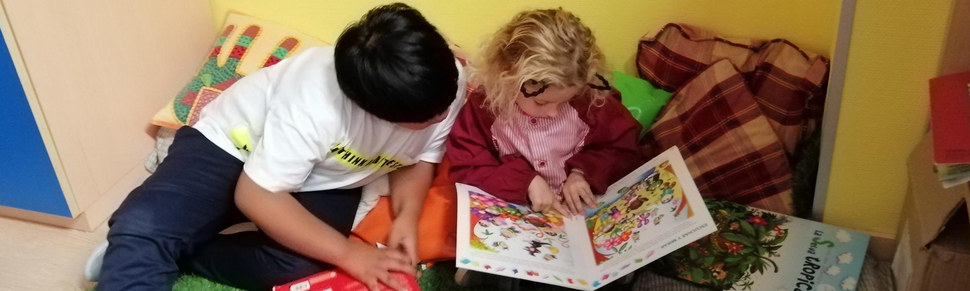 Programa de Educación en Valores colegio El Porvenir