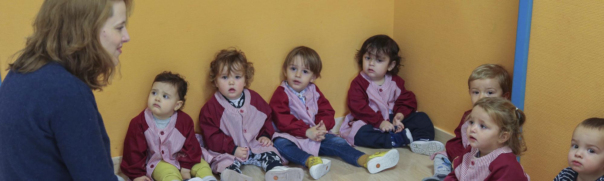 """Programa de Música en Educación Infantil """"L'Estro Armonico"""""""