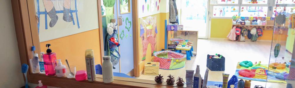 Servicios e instalaciones Escuela Infantil El Porvenir