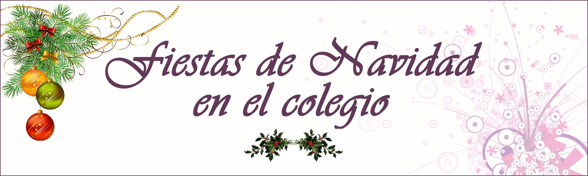 Fiestas de Navidad 2019 colegio El Porvenir