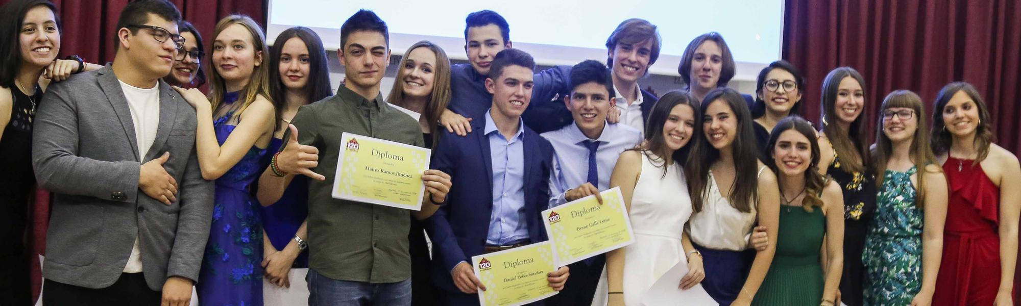 Resultados EvAU 2019 Bachillerato El Porvenir