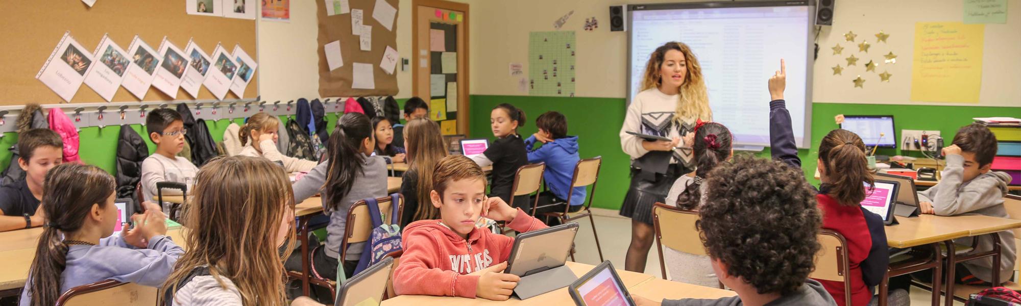 Educación Primaria Colegio El Porvenir