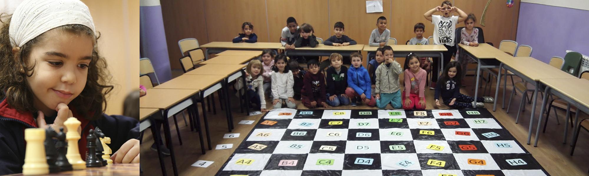 Programa de Ajedrez Educación Primaria el Porvenir
