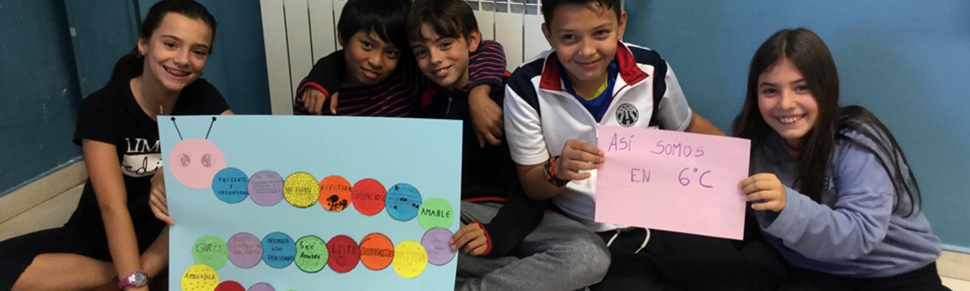 Aprendizaje Social y Emmocional colegio El Porvenir
