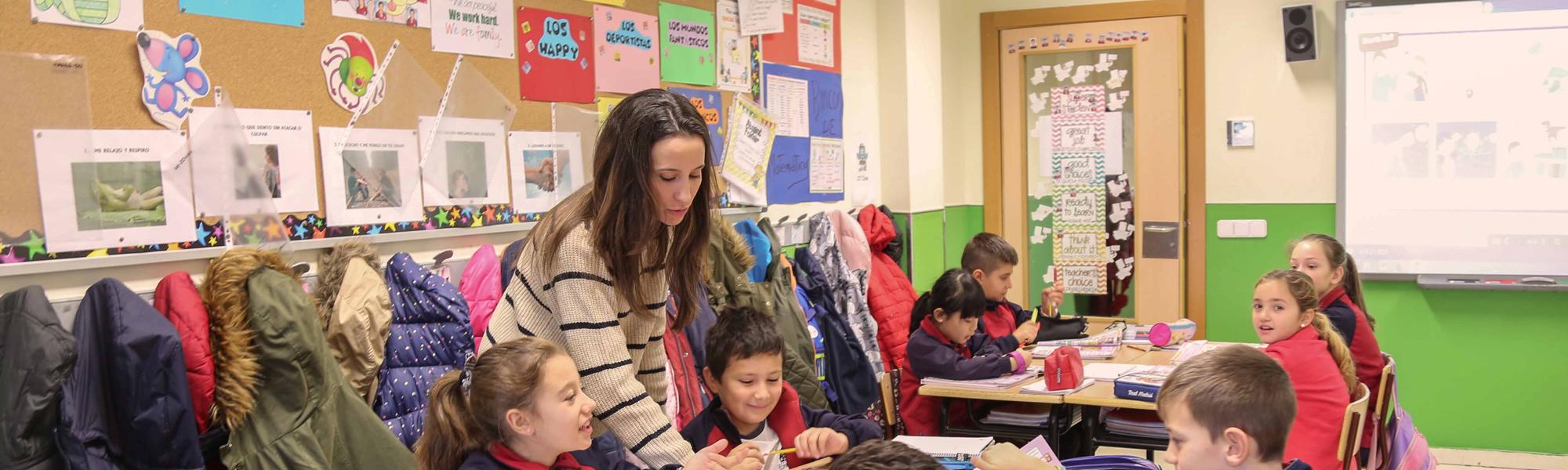 Programa Educación Bilingüe Primaria El Porvenir