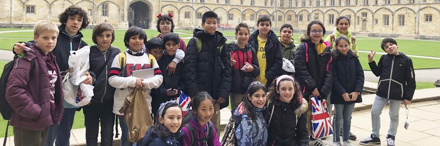 Intercambios escolares colegio El Porvenir