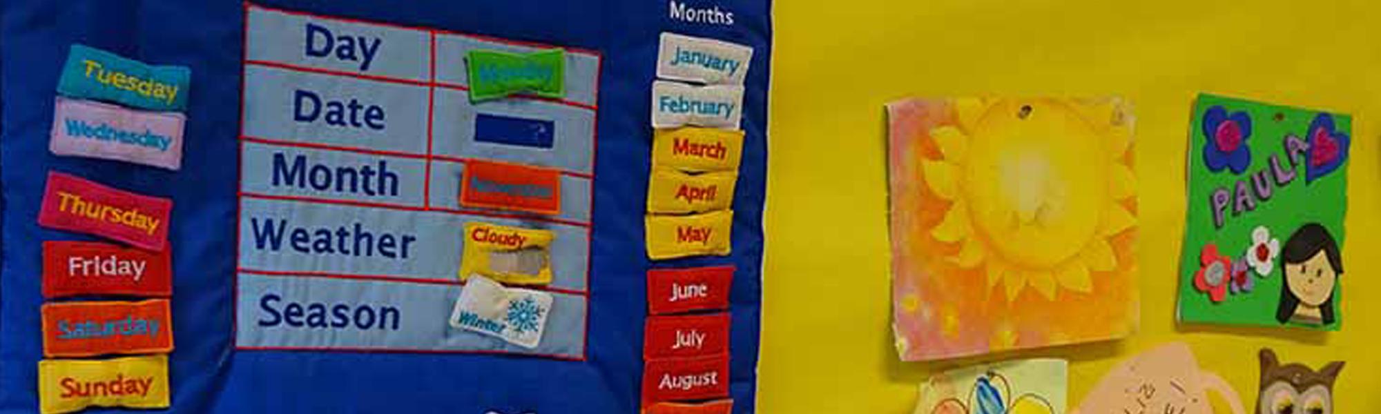Programa de Educación Bilingüe Educación Infantil