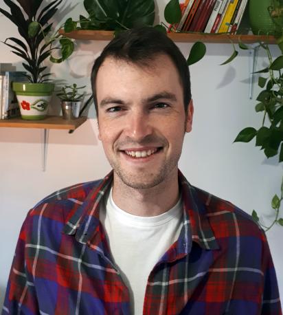 Patrick Mikoda, auxiliar de conversación en alemán colegio El Porvenir