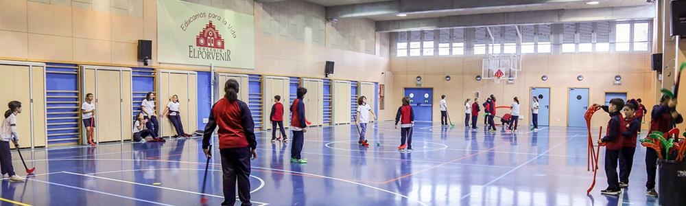 Educación Física y Deportes coelgio El Porvenir