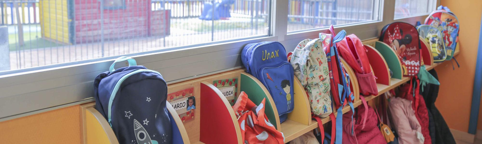 Permanencias Escuela Infantil colegio El Porvenir