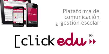 Clickedu Plataforma de comunicación y gestión escolar El Porvenir