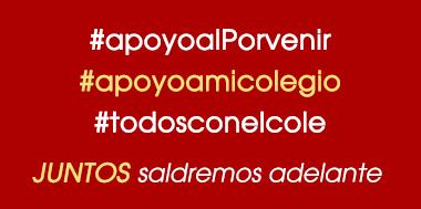 Apoyo al colegio El Porvenir