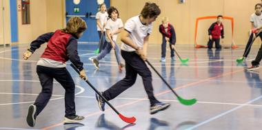 Educación Física y Deportes colegio El Porvenir