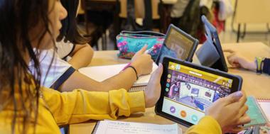 Programa de innovación educativa + POR VENIR