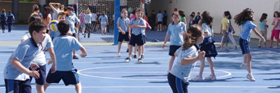 Servicio de patio colegio Juan de Valdés