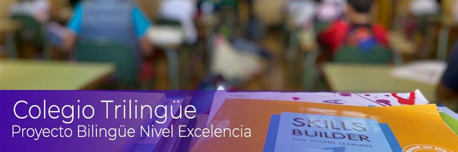Educación Trilingüe Inglés y Alemán. Bilingüe nivel excelencia
