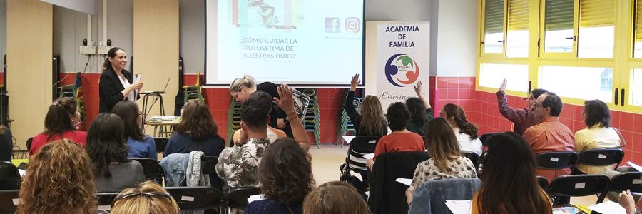Escuela de Familias online Juan de Valdés