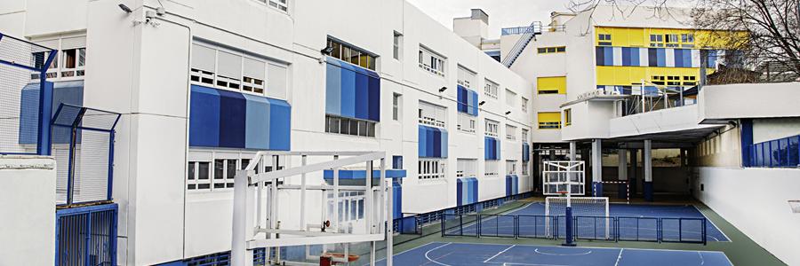 Instalaciones colegio Juan de Valdés