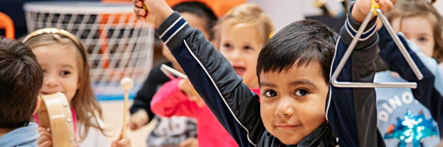 Música en la Escuela Infantil Juan de Valdés