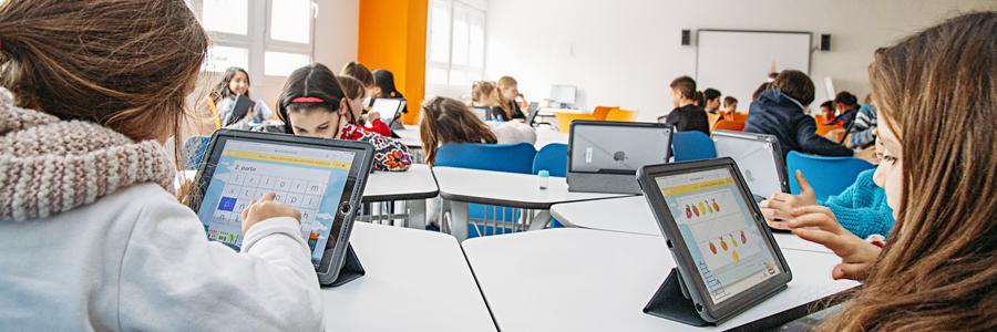 Nuevas Tecnologías colegio Juan de Valdés