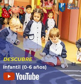 Escuela Infantil Juan de Valdés en YouTube