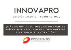 Innovapro 2020 participa Juan de Valdés
