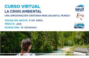 Nuevo curso Aula Virtual SEUT sobre la crisis ambiental