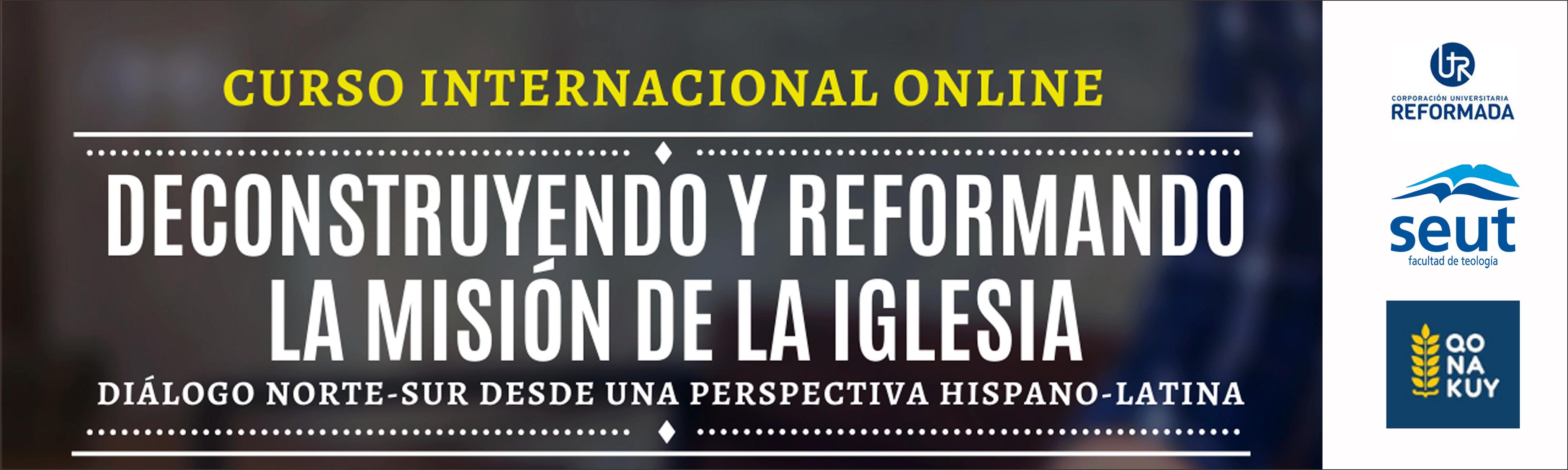 Curso Internacional en Aula Virtual
