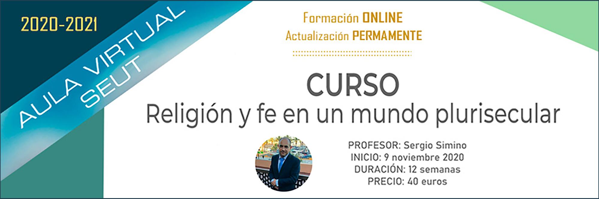 Curso Aula Virtual profesor Sergio Simino