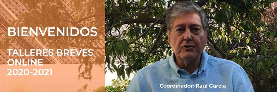 Raúl García, responsable del Taller Teológico de la Faculad de Teología SEUT