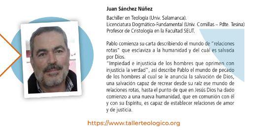 Taller Breve online Juan Sánchez