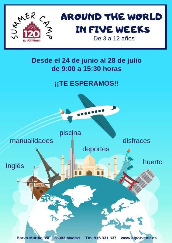 Summer Camp El Porvenir 2019
