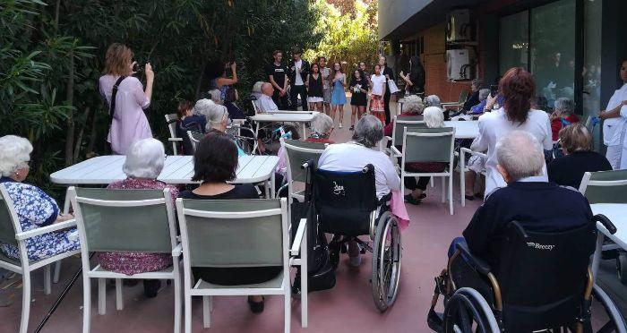 Coro El Porvenir en la Fundación Alicia y Guillermo