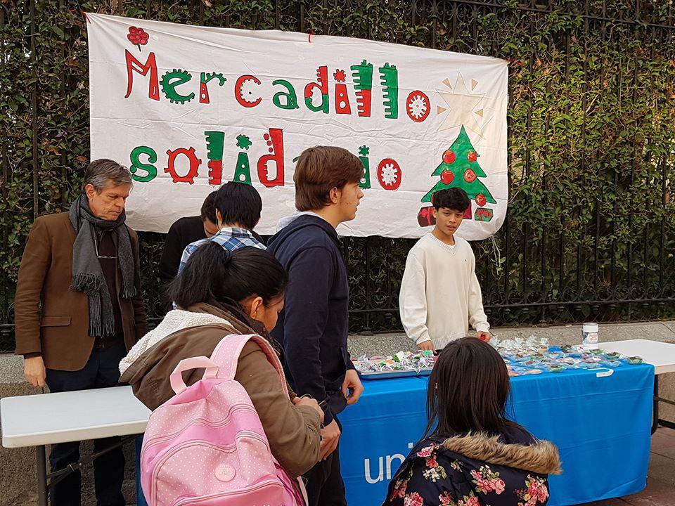 Mercadillo Solidario El Porvenir 2019