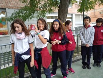 Gymkana de Secundaria y Bachillerato El Porvenir