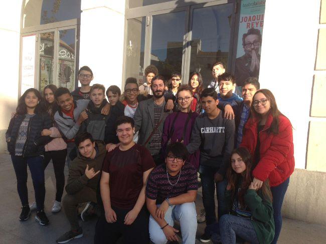 Visita Teatro Bellas Artes Secundaria El Porvenir
