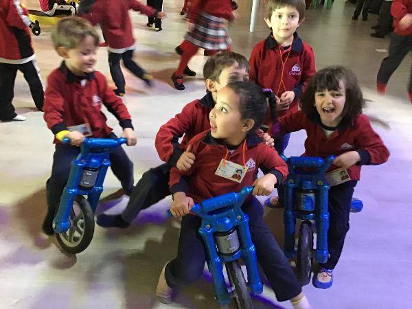 Micropolix en Segundo ciclo de Educación Infantil El Porvenirr