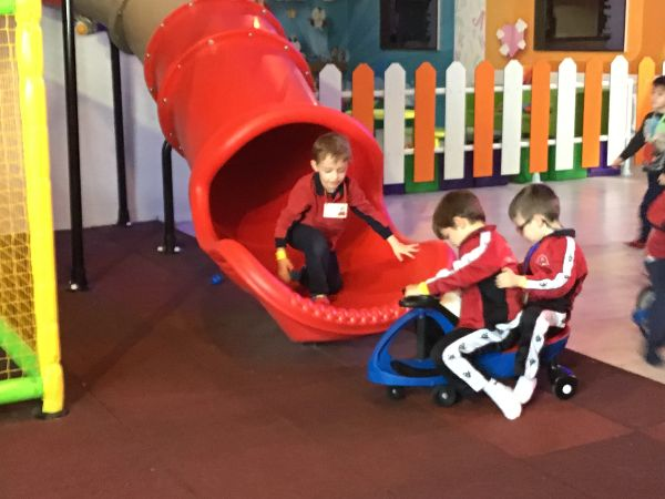 Micropolix en Segundo ciclo de Educación Infantil El Porvneir