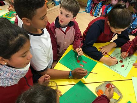 Juntos aprendemos y nos divertimos Educación Infantil y Primaria