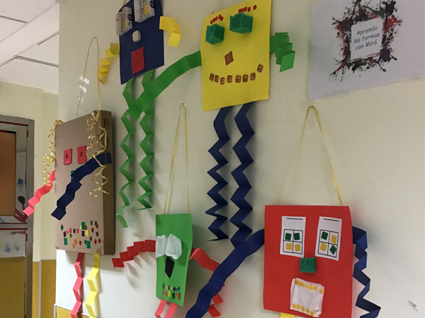 Proyecto Miró 3 años Educación Infantil El Porvenir