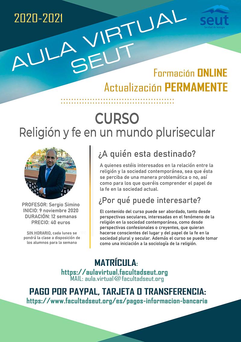 Curso Sergio Simino Aula Virtual SEUT