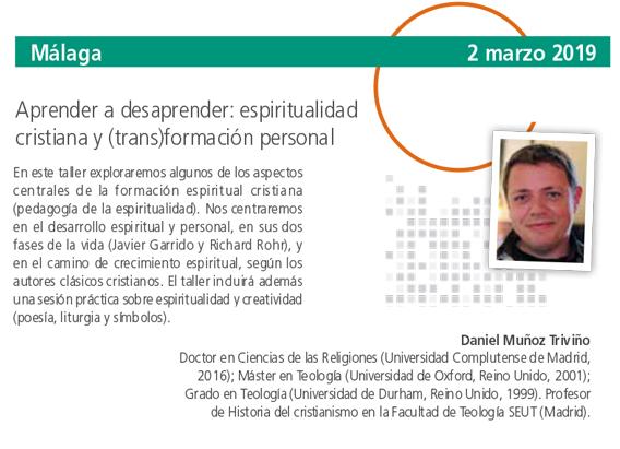 Taller Breve del 2-3-2019 (Málaga)
