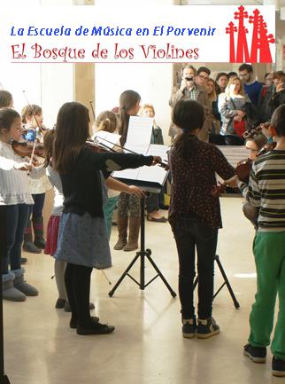 Escuela de Música El Bosque de los Violines
