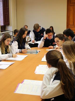 Aprendizaje Cooperativo en Secundaria y Bachillerato