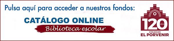 Catálogo online PMB  bibliotecas Escolares El Porvenir