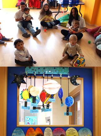 Cómo trabajamos en Educación Infantil