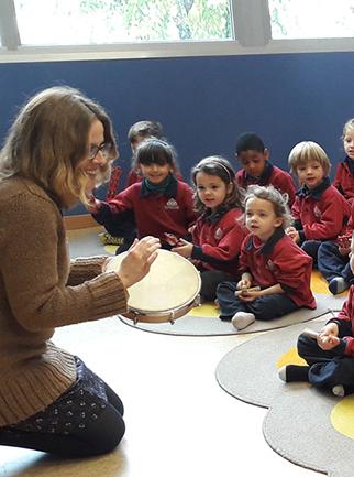 Proyecto de m sica en educaci n infantil for Proyecto de comedor infantil